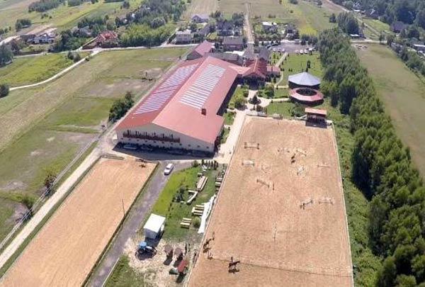 Pensjonat dla koni pod Warszawą